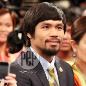 """Manny Pacquiao goes back to TV hosting on """"Manny Pacquiao featuring Sport Science."""""""
